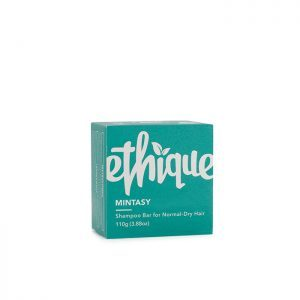 Ethique Mintasy Damage Control shampoo bar