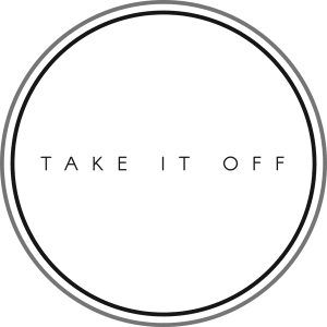 Take It Off Make Up Removal Towel logo