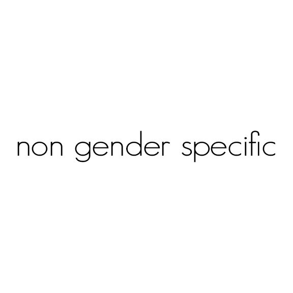 non-gender-specific