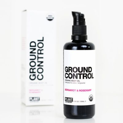 Plant Apothecary Ground Control Body Oil