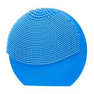 foreo luna in aquamarine side view