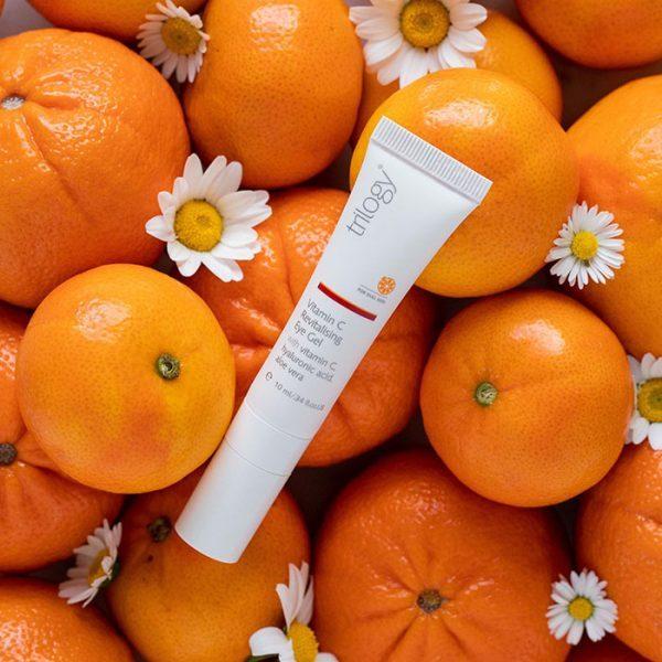 Trilogy Vitamin C Revitalising Eye Gel Cream
