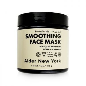 Alder New York Smoothing hydrating anti ageing anti age Hyaluronic Acid Mask