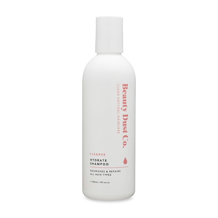 beauty dust co hydrate shampoo
