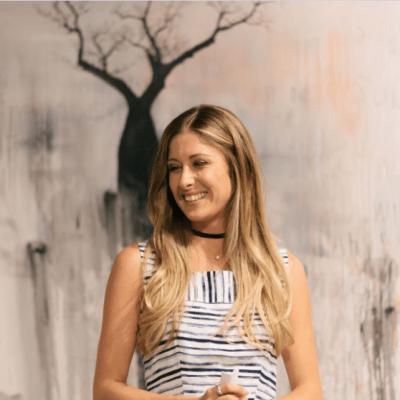 Sara Quilter Tailer Skincare Founder