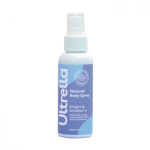 Ultrella natural body spray