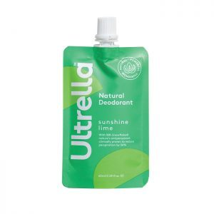 Ultrella natural deodorant