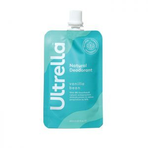 Ultrella natural deodorant