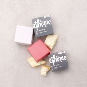 Ethique Bar minimum shampoo bar