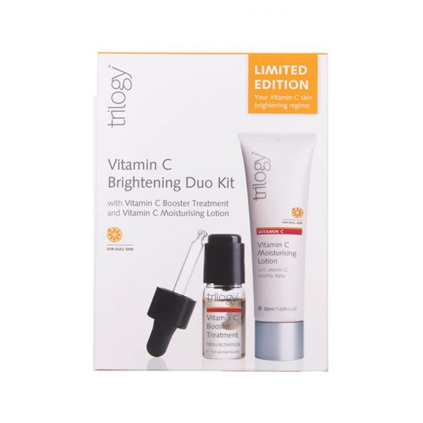 Trilogy Vit C Brightening Duo Kit