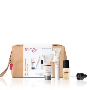 trilogy best brightening collection gift set vitamin C