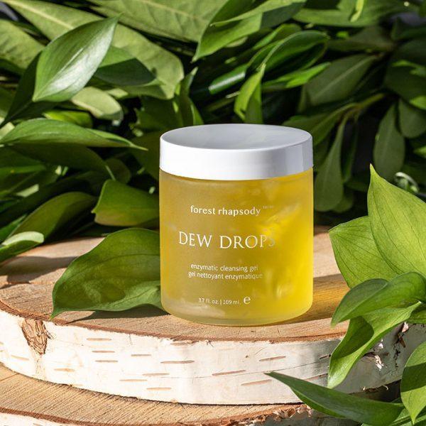 Forest Rhapsody dew drops gel oil cleanser