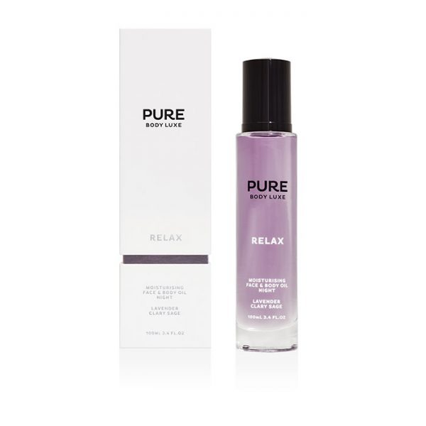 Pure Body Luxe Relax Body Oil