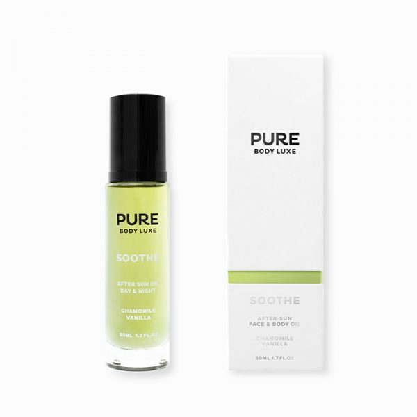 Pure Body Luxe Soothe Body Oil