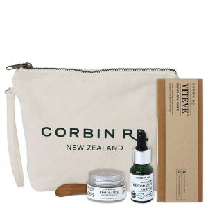 Corbin Road Trio Kit gift set cleansing Balm face cloth restorative facial oil